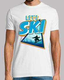 Ski ski ski ski
