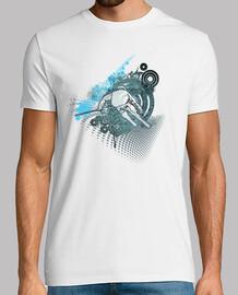ski Tee shirt Homme