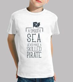 Skilled Pirate