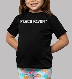 skinny favor (white)