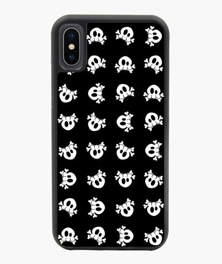 Funda iPhone X / XS Sko0ll - Pattern