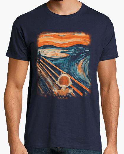 Camiseta Skrik