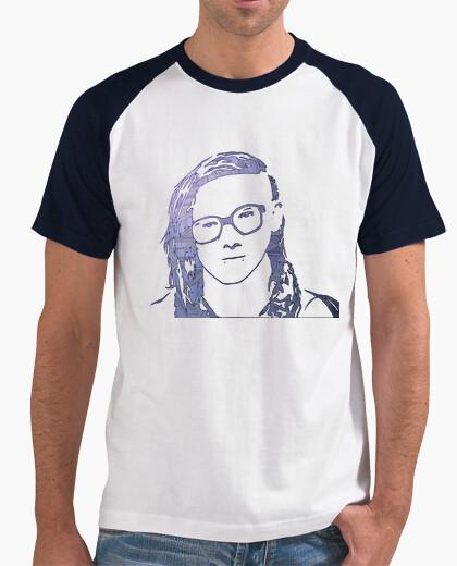 Camiseta Skrillex Rallado
