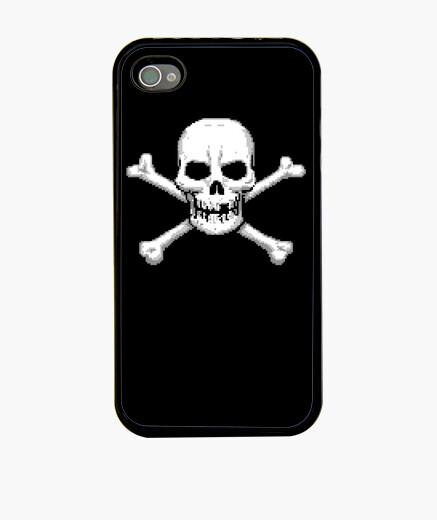 Cover iPhone Skull & Crossbones