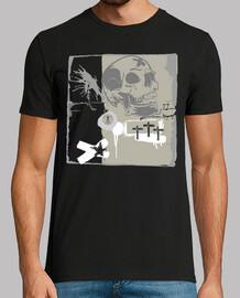 skull / skeleton / vitruvian / catrina