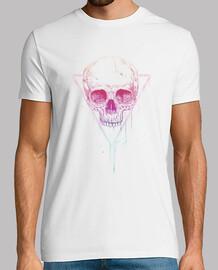 skull a triangolo