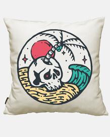 Skull and Beach