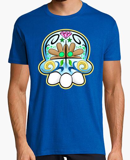 T-shirt skull aramelo 2 (boy)