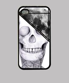 Skull case i4