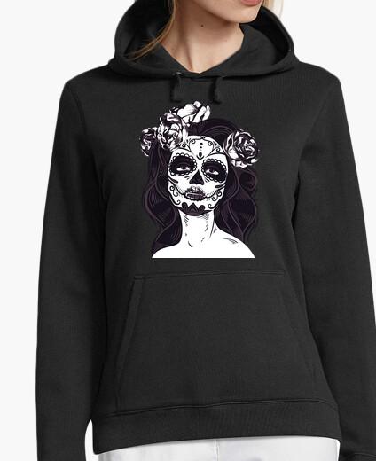 Felpa skull catrina
