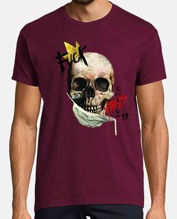 skull corona virus
