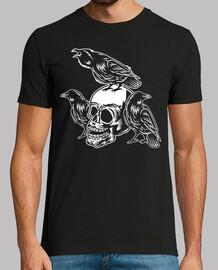 skull crows