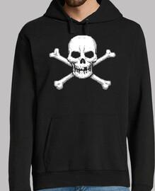 skull e bones incrociate