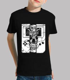 skull gameboy