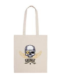 skull grunge_b