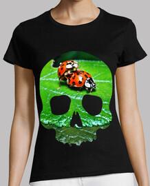 Skull Ladybugs