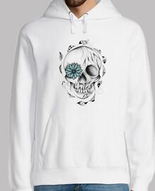 skull legno poetico