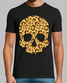 skull léopard
