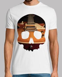Skull LP Guitar