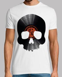 skull lp records