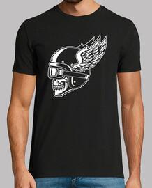 skull moto
