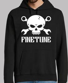 Skull n Bones Pirata Finetune (blanco)
