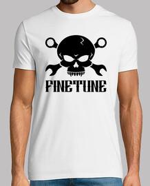 Skull n Bones Pirata Finetune (negro)