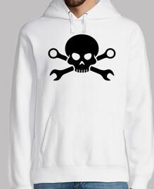 Skull n Bones Tornillo Pirata 1 (negro)