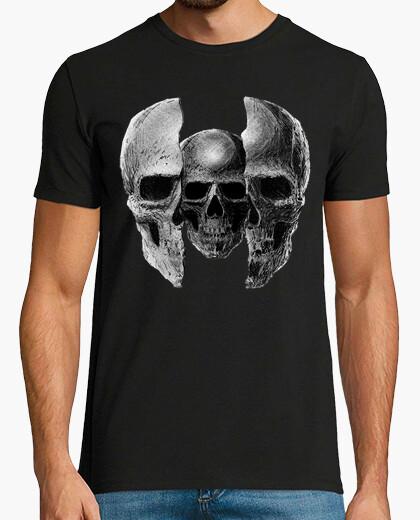 Camiseta Skull pencil
