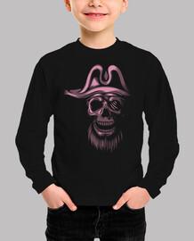 Skull Piratas Pink