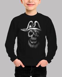 Skull Piratas White