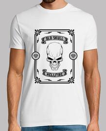 skull shirt boy