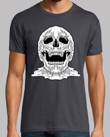 skull skull skull halloween melts
