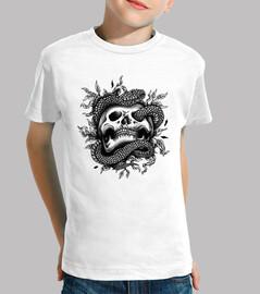 skull snake