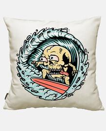 Skull Surfing