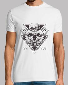 skull t-shirt for all 2019