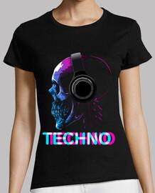 skull techno