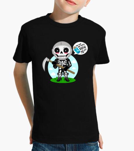 Abbigliamento bambino skull trooper
