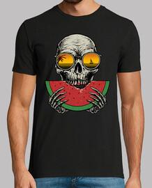 Skull Watermelon