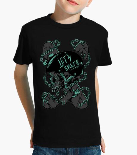 Vêtements enfant skullboarder