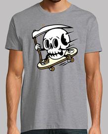 skullboarding