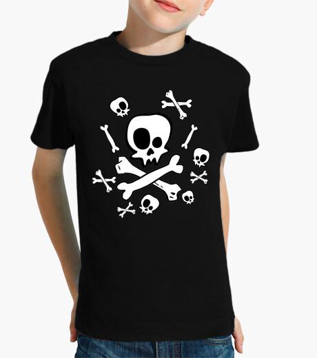 Ropa infantil Skulls