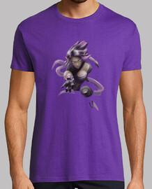 Skye Muerte Púrpura - manga corta, morado