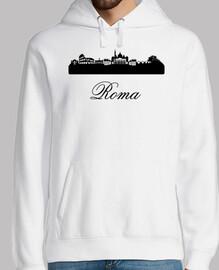 Skyline de Rome (Italie)