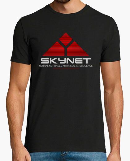 Tee-shirt skynet  T-shirt