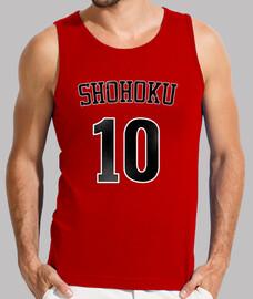 SLAM DUNK  - SHOHOKU 10 (SAKURAGI)