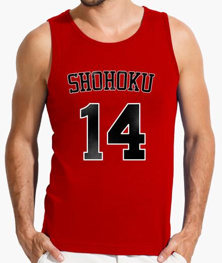 Camiseta SLAM DUNK  - SHOHOKU 14 (MITSUI)