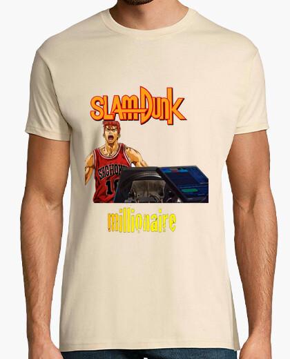 Camiseta SlamDunk Millionaire