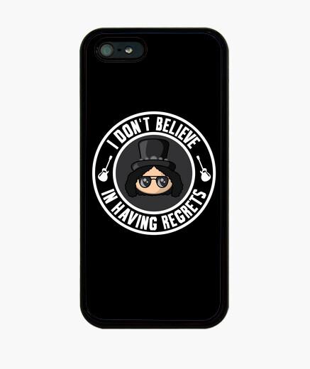 Coque iPhone slash fondée regrets iphone 5