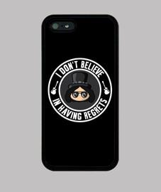slash fondée regrets iphone 5